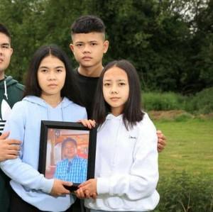 Kisah Sedih 4 Anak Yatim Piatu, Ayah Meninggal karena Corona