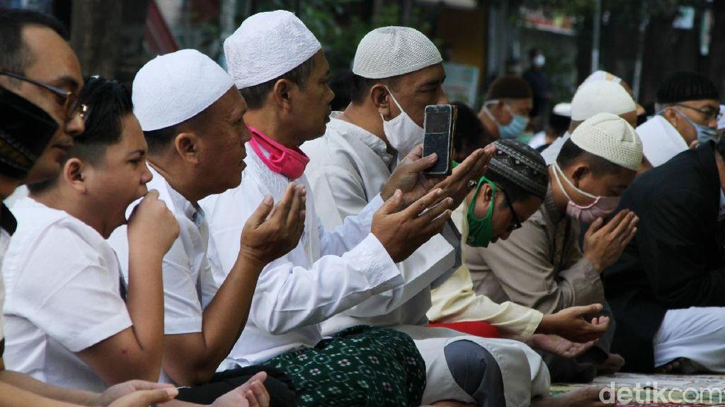 Pemprov Sumbar Izinkan Salat Id di Masjid di Daerah Zona Kuning-Hijau
