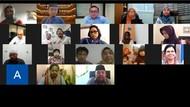 Hari Terakhir Ramadhan, KBRI Buenos Aires Silaturahmi Virtual dengan WNI