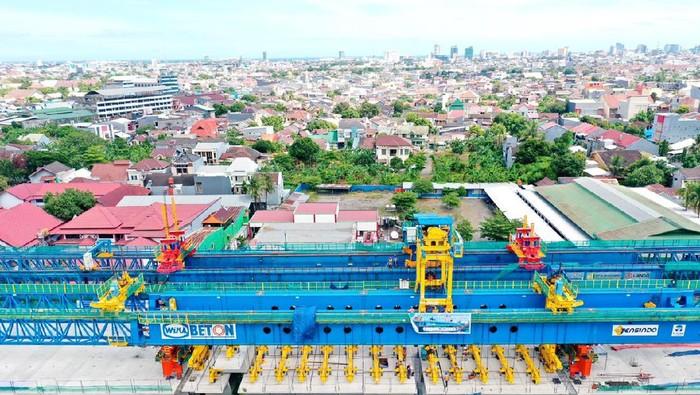 Tol AP Pettarani, tol layang pertama di Makassar Sulawesi Selatan