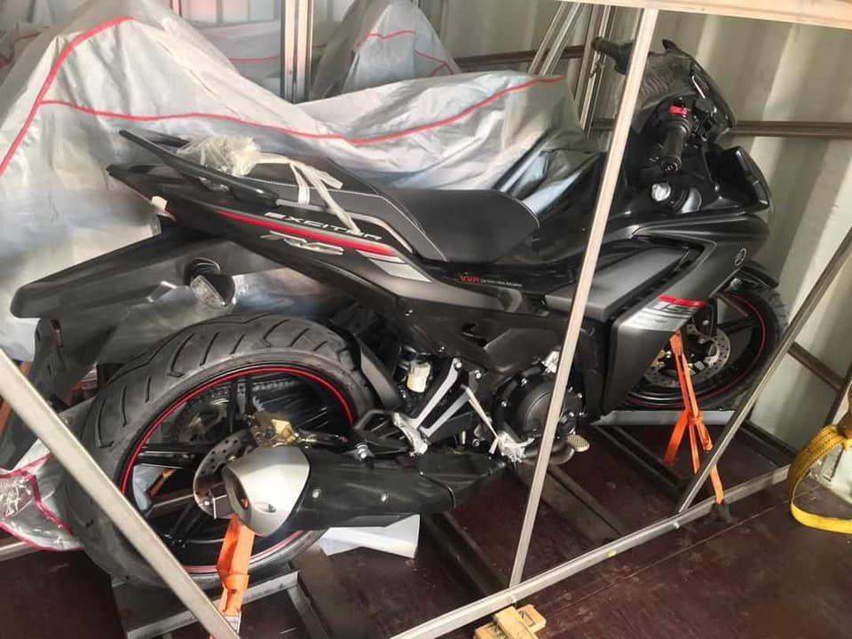 Penampakan Yamaha MX King baru