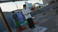 Rayakan Idul Fitri Saat Pandemi, Warganet: Lebaran Bareng Corona