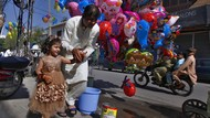 Keceriaan Anak-anak di Berbagai Negara Dunia Rayakan Lebaran