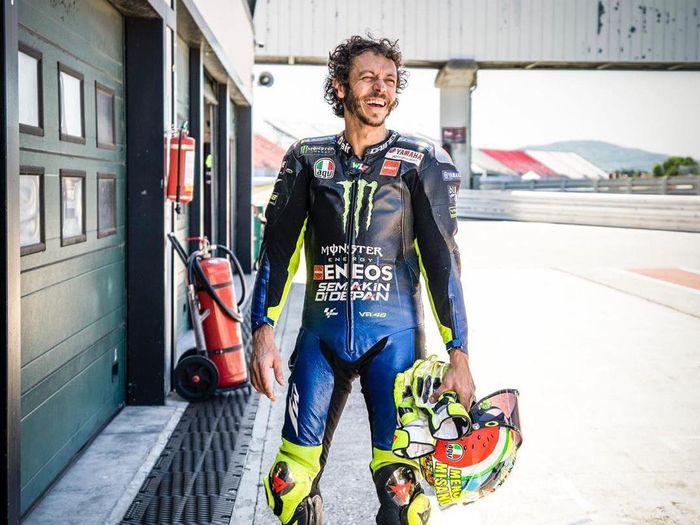 Negosiasi Valentino Rossi-Petronas Yamaha Mentok sebab Alasan Ini