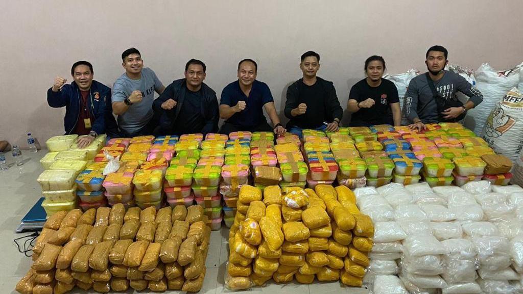 DPR Apresiasi Polri dalam Pengungkapan 821 Kg Sabu Jaringan Iran