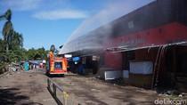 2 Pedagang Positif Corona, Pasar Antri Cimahi Ditutup Selama 14 Hari
