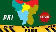 Status PSBB di Jakarta Akan Diumumkan Hari ini