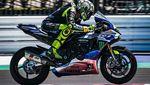 Momen Valentino Rossi Latihan Pakai Yamaha R1 Usai Italia Longgarkan Lockdown