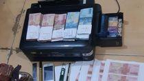 Polisi Tangkap 3 Pria Pengedar Uang Palsu di Deli Serdang Sumut