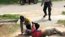 Viral Pria Gangguan Jiwa di Aceh Dianiaya, 2 Oknum Polisi Diperiksa