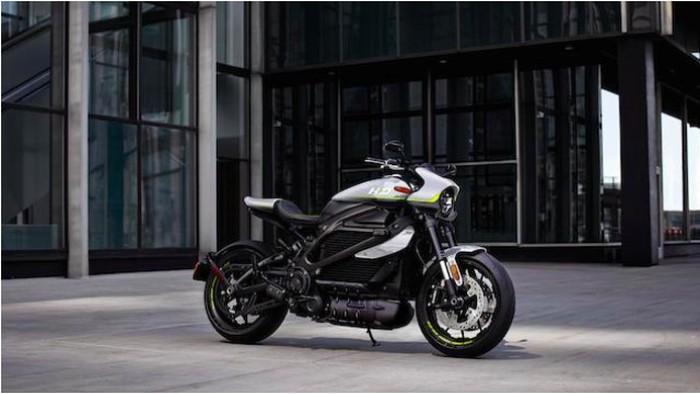 Harley-Davidson Livewire dilelang demi hilangkan Corona
