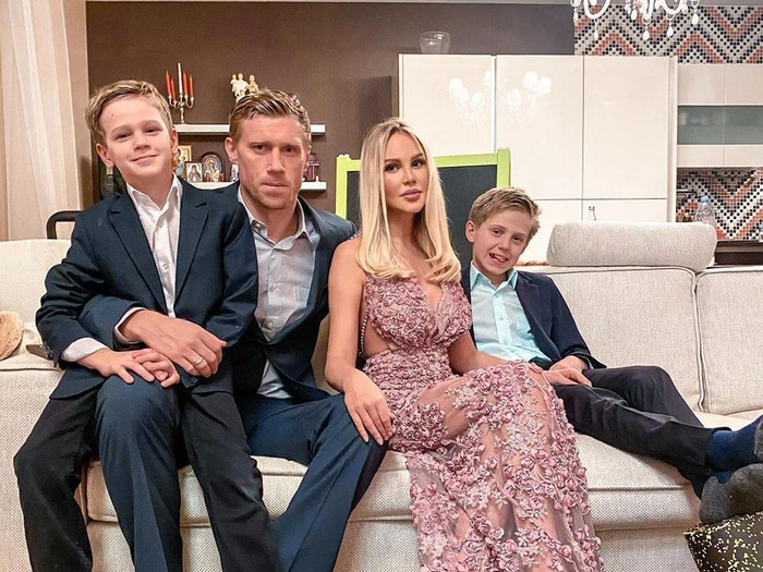 Keluarga Pavel Pogrebnyak Kena Corona