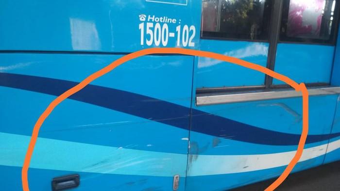 Soal Kecelakaan di Pademangan, TransJ: Kecepatan Armada 27 Km/Jam