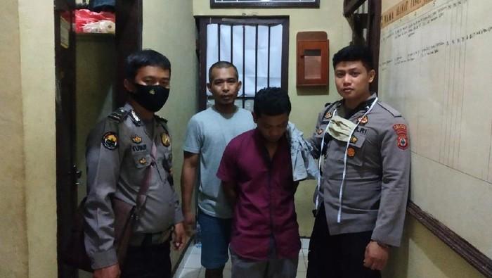 Pria di Luwu Timur, Sulsel, ditangkap polisi karena mencabuli anak kandungnya yang masih di bawah umur (dok. Istimewa)