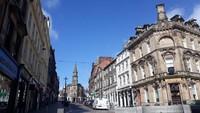 Bagi yang pernah menonton film Braveheart, tentu tak asing dengan nama Stirling. Inilah kota kecil nan indah di Skotlandia yang menjadi lokasi perang kemerdekaan rakyat Skotlandia yang dipimpin oleh William Wallace melawan tentara Inggris pada tahun 1297, sekaligus inspirasi cerita dari film Braveheart (Ridha Khairina/istimewa)