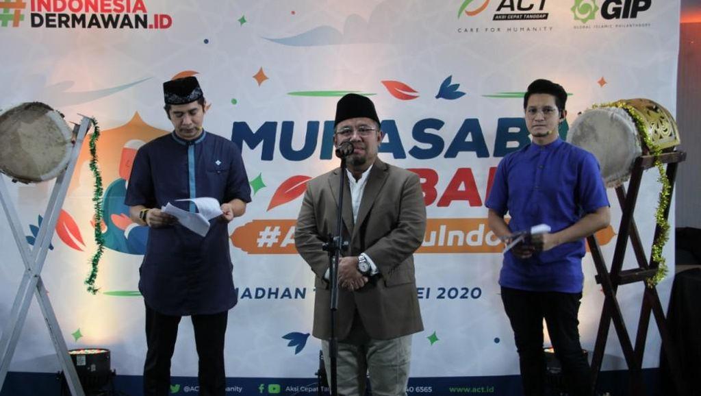 Anies Baswedan Puji Muhasabah Akbar Online ACT