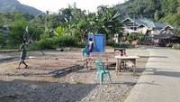 Warga Tak Patuh Anjuran Pemerintah, Posko COVID-19 di Luwu Sulsel Dibongkar