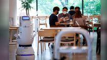 Kafe di Korsel Pekerjakan Robot Barista Demi Social Distancing