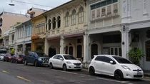 Menjelajah Kota Lama Phuket yang Eksotik
