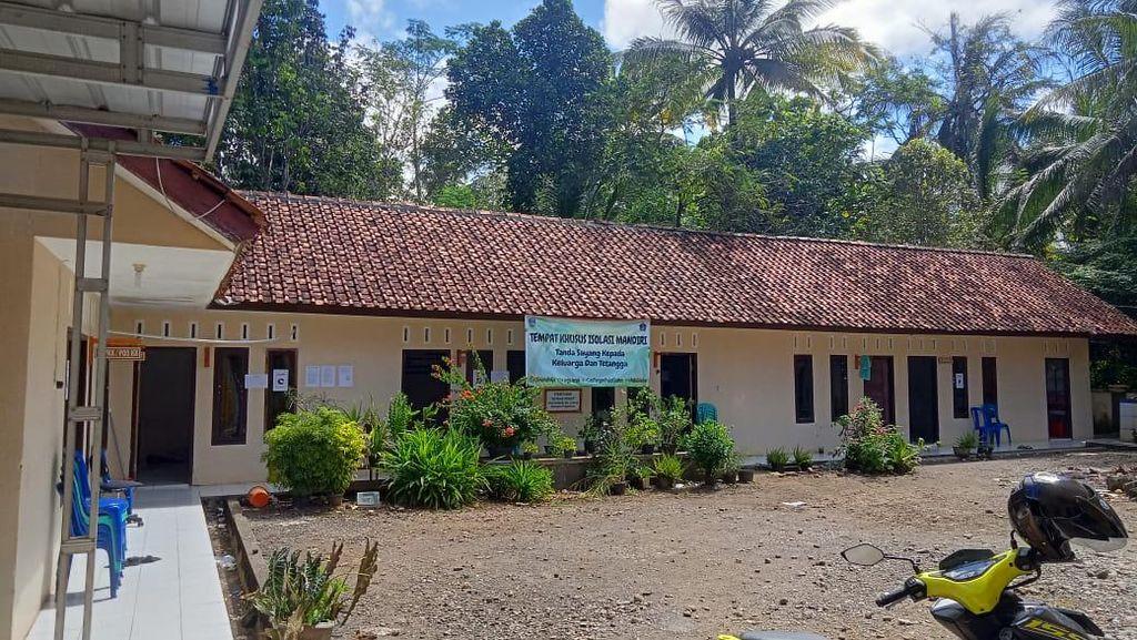 Penghuni Karantina yang Dibubarkan Anggota DPRD Pangandaran Jalani Swab Test