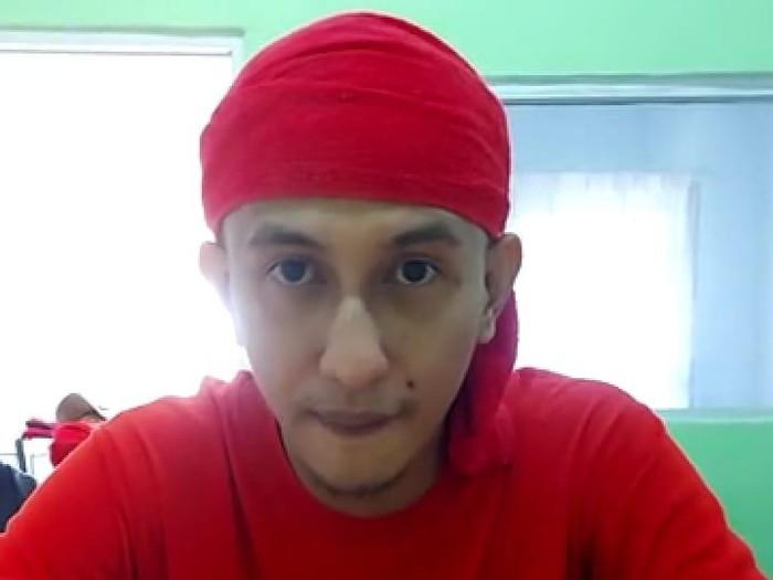 Video Habib Bahar bin Smith dari Nusakambangan (dok. Istimewa)