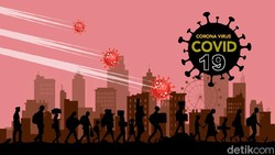 Sebaran 25.216 Kasus Positif Corona Per 29 Mei, DKI-Jatim Masih Terbanyak