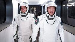 Astronaut NASA Selangkah Lagi Menuju Peluncuran Bersejarah