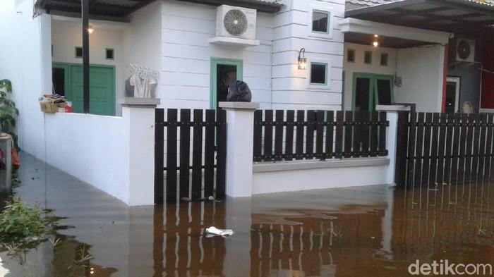 Banjir di Samarinda (Suriyatman/detikcom)
