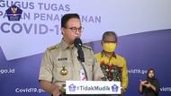 Poin-poin Pernyataan Anies Baswedan Jakarta Signifikan Melawan Corona