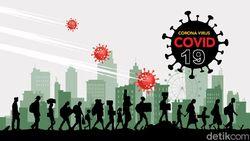 Kasus COVID-19 Jatim Terus Bertambah, PMI Terjunkan Relawan Tangani Corona