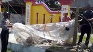 Duh, Balon Udara Juga Nyungsep di Desa Teratas Gunung Merapi