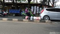 Viral Sampah Berjejer di Jalan Raden Patah Ciledug, Begini Kondisinya Kini