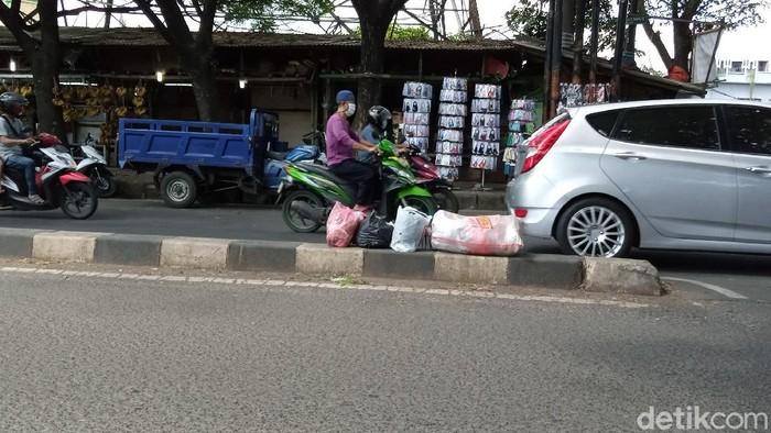 Jalan Raden Patah Ciledug (Kadek Melda Luxiana/detikcom)