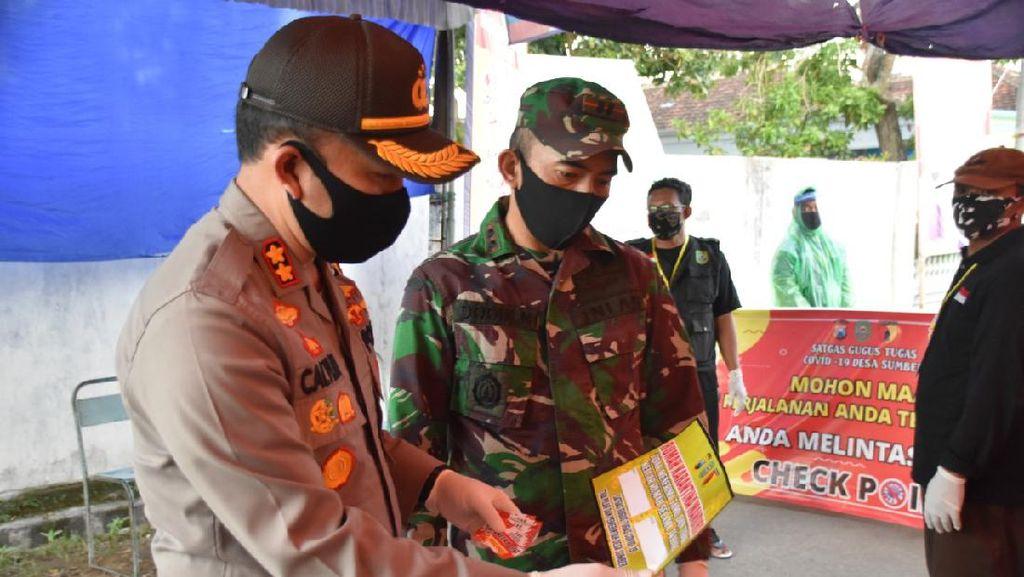 Trenggalek Punya 5 Kampung Tangguh untuk Cegah Penyebaran Corona