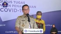 Anies Ungkap Uniknya Masa Akhir Perpanjangan PSBB di Jakarta