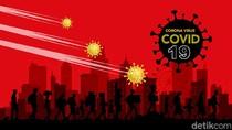 162.740 Suspek Corona Dipantau Pemerintah pada 20 Oktober