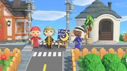 Gamer Ramai-ramai Rayakan Idul Fitri di Animal Crossing