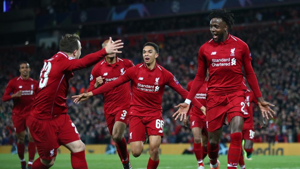 Jika Menangi Liga Inggris, Seperti Inikah Sesi Penyerahan Trofi Liverpool?