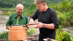 Mencari William Wongso, Gordon Ramsay Belajar Masak Rendang di Sumbar