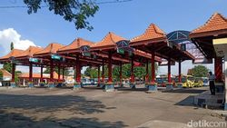 Sepinya Terminal Bayuangga Kota Probolinggo, Sehari Hanya Dilewati 6 Bus