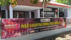 Pusat Karantina Pemudik di Situbondo Kosong Melompong