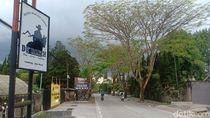 Libur Lebaran di Tengah Pandemi, Kawasan Wisata Lembang Lenggang