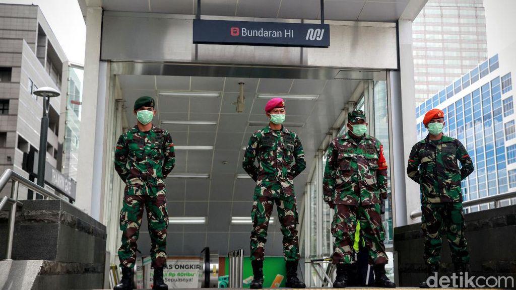 Masuk New Normal, Begini Persiapan Operasional MRT Jakarta
