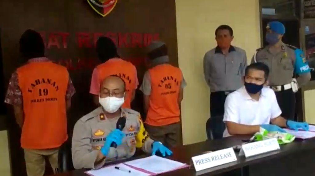 Pelajar Hujat dan Ancam Tembak Polisi Diringkus
