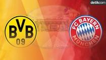 Panas di Signal-Iduna Park: Dortmund Vs Bayern