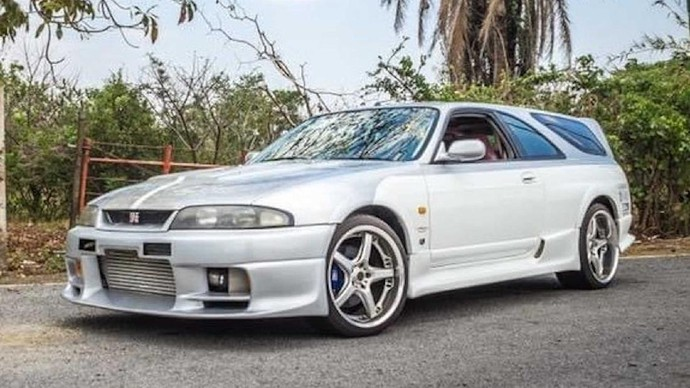 Nissan Skyline Wagon