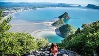 Spot Cantik Tersembunyi di Thailand, Cuma Buka 7 Hari dalam 1 Tahun