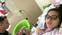 Dirawat di RS, Ussy Sulistiawaty Tetap Makan Ketupat Lebaran