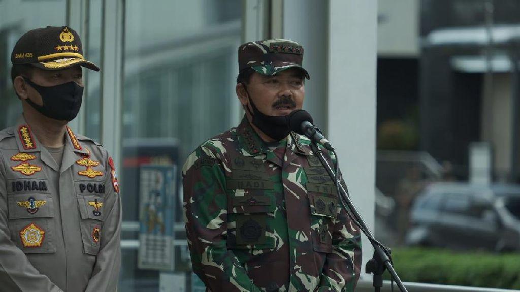 Pemerintah Mulai Gerakan Pendisiplinan, Ini Hal-hal yang Diawasi TNI-Polri