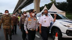 Anies: Operasi Pembatasan Masuk Jakarta Sampai 7 Juni